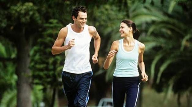 Bir saatlik koşu hayata 7 saat ekleyebilir!