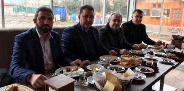 Birlikspor'dan 'Birlik' kahvaltısı