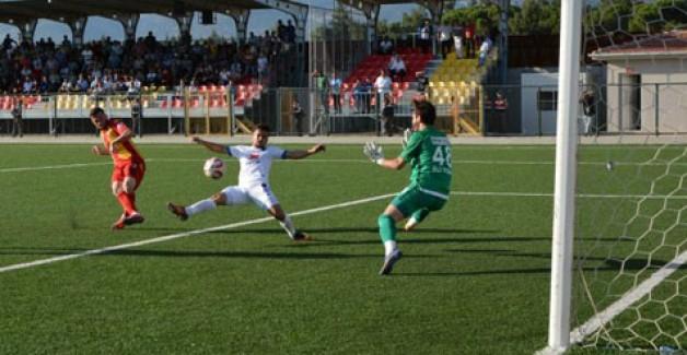 Birlikspor'un kötü gidişi sürüyor: 2-1