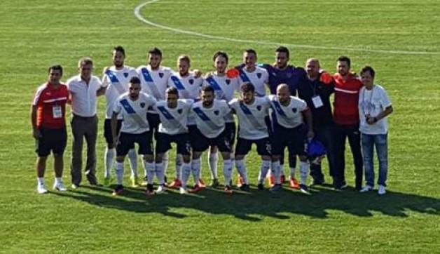 Yeşil Bursa-Karacabey Birlikspor: 1-0 (Ziraat Türkiye Kupası)