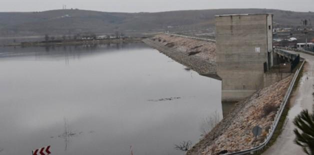 Boğazköy Barajı'nda 'sulama' heyecanı