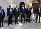 Boşnaklardan yeni Büyükelçi'ye nazik ziyaret