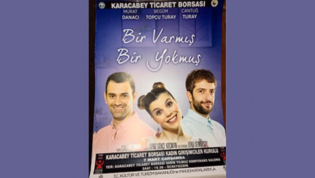 Borsa'dan 'Tiyatro' etkinliği