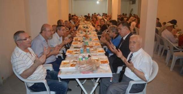 Bosna Sancak'tan 'birlik' iftarı