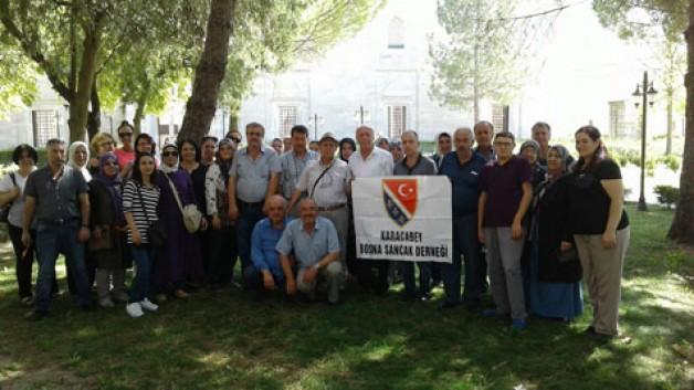 Bosna Sancak'tan Edirne'de unutulmaz bir gün