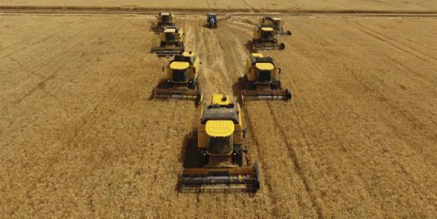 'Buğday tarımın lokomotifidir'