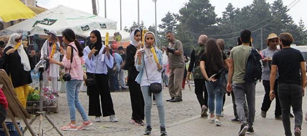 Bursa'da 'Arap Turist' patlaması!