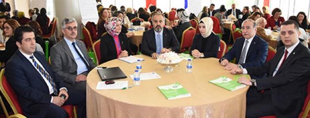 Bursa'da 'Kadınlar Konuşuyor'