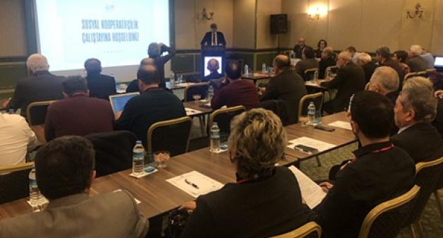 """Bursa'da """"Sosyal Kooperatifçiler Çalıştayı"""""""