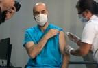 Bursa'da Covid-19 aşı denemelerine başlandı