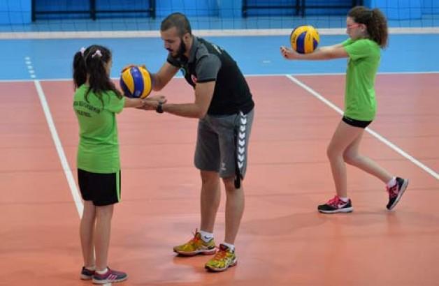 Bursa'da şimdi spor zamanı