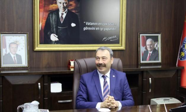 Bursa'nın yeni Emniyet Müdürü göreve başladı