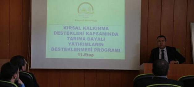 Bursa'ya 17 milyonluk yatırım desteği