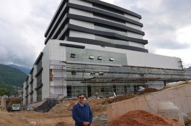 Bursa'ya 7 yıldızlı kalp damar hastanesi