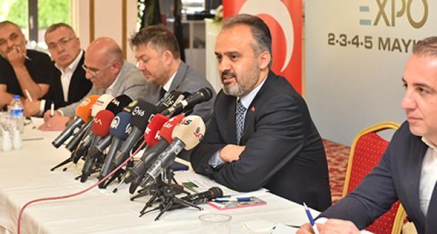 Bursa Büyükşehir 300 milyon liralık ek payın peşinde