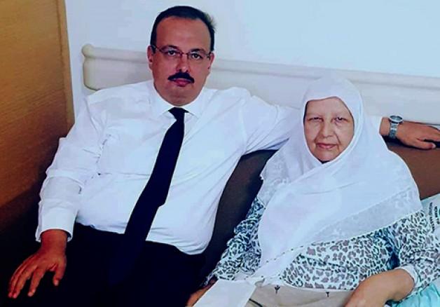 Bursa Valisi Yakup Canbolat'ın acı günü
