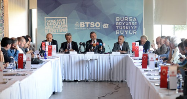 """""""Bursa ekonominin öncü gücü"""""""
