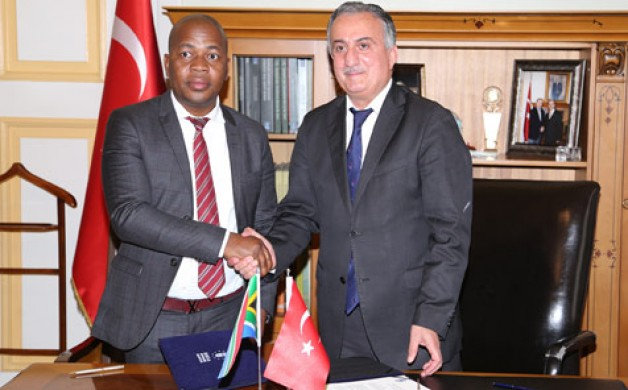 Bursa ile Afrika arasında işbirliği