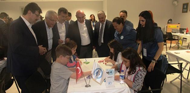 Bursa'da akıl ve zeka oyunları fırtınası