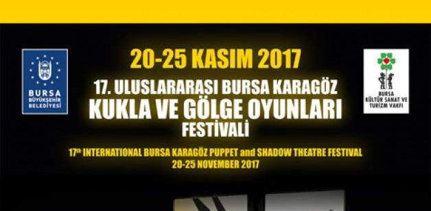 Bursa'da gölge oyunu heyecanı