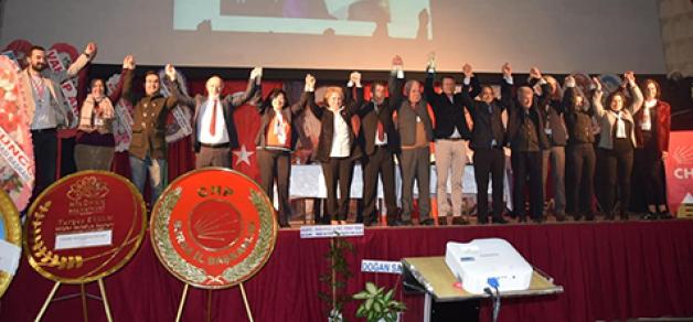 CHP'nin ilçe kongreleri sürüyor!