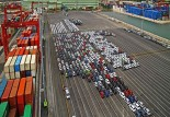 Düşüşe rağmen ihracatta liderlik sürdü