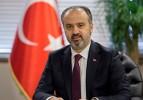 Dünya çocukları Bursa'ya geliyor