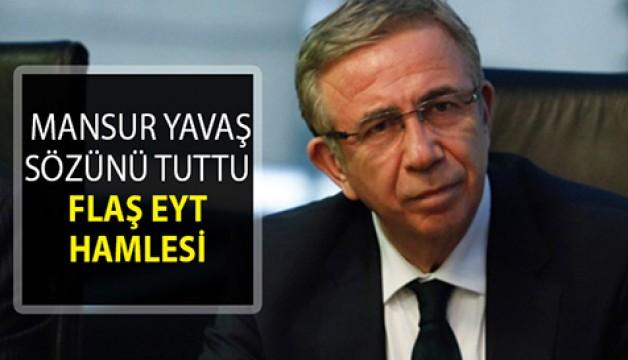 EYT'lilerden Bursa ve Karacabey Belediyesi'ne çağrı