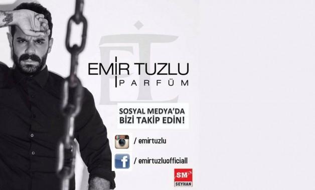 Emir Tuzlu 'Parfüm' ile çok konuşulacak