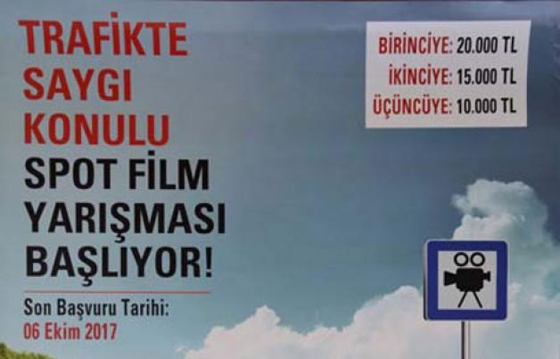 Emniyet'ten ödüllü kısa film yarışması
