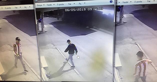 En yakınındaki kişi hırsız çıktı!