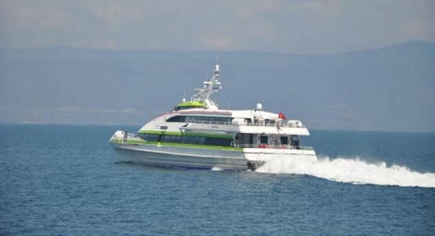 Erdek – Avşa – Marmara Adası seferleri başladı