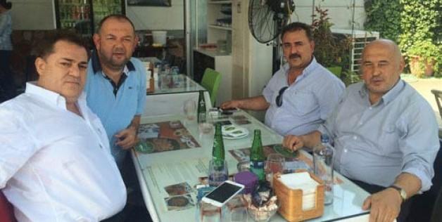 Eskişehirspor Başkanı'ndan ziyaret