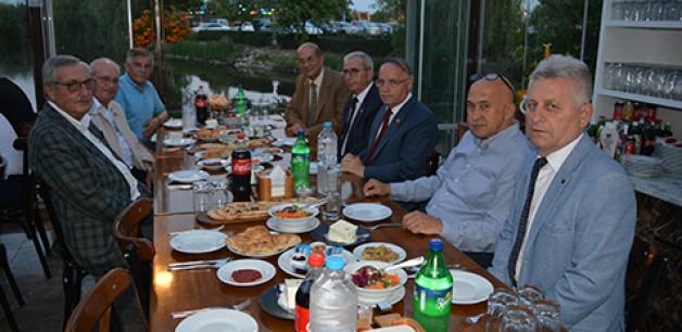 Esnaf Kefalet'ten ilgi gören iftar