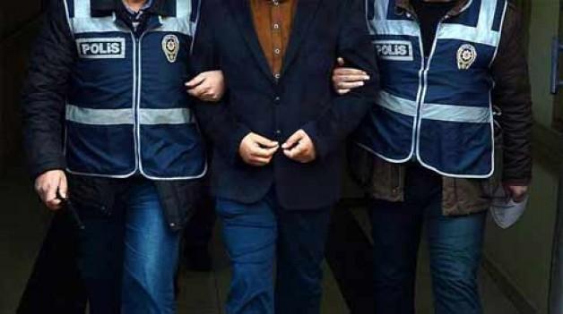 FETÖ'den 1 tutuklama
