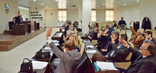 Faaliyet Raporu'na oy birliği