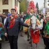 Fetih Şenlikleri'nde köy düğünü coşkusu