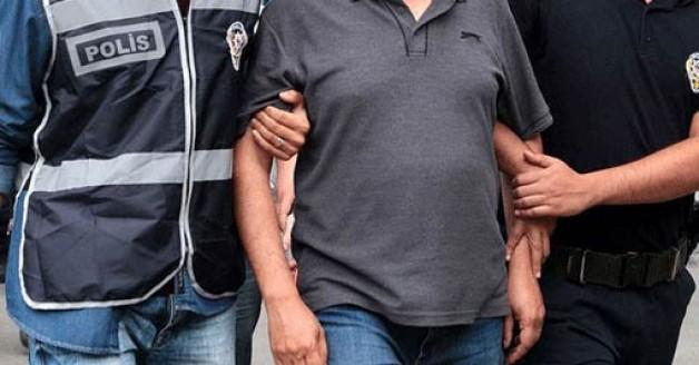 FETÖ operasyonunda; 9 gözaltı 1 tutuklama