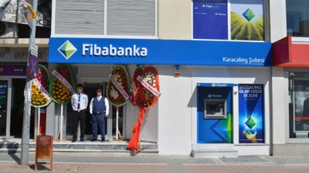 Fiba Bank hizmete girdi