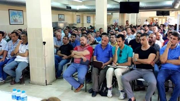 Gemlik Gübre'de grev aşılamadı