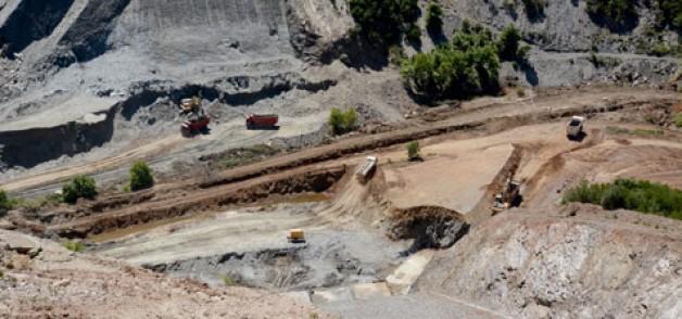 Gölecik Barajı'nda hummalı çalışma