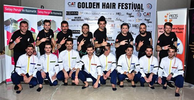 Golden Hair Fest'te Karacabey rüzgarı