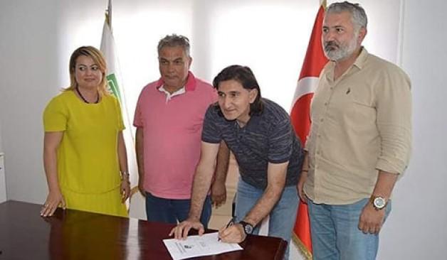 Hasan Şermet Muğlaspor'da