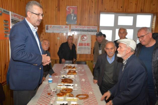 Hürriyet'te 'Halil İbrahim Sofrası'