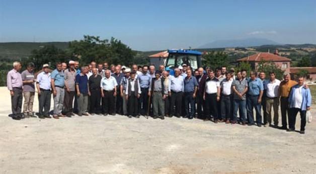 Hürriyet'te 'arazi' isyanı
