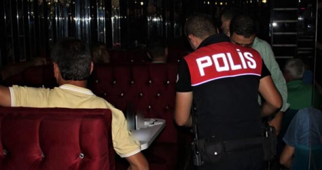 'Huzur' operasyonunda 46 gözaltı