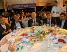 İlk ilçe iftarı Büyükorhan'da