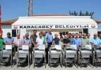 Kırsal mahallelere destek sürüyor