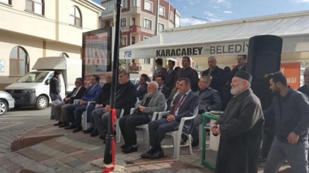 KİHMED'ten 'Hayırda Yarış' kermesi