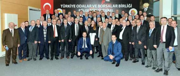 KTSO'dan Marmara ve Trakya Bölge Toplantısı'na çıkarma